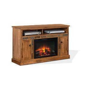 Sedona Fire Place TV Console