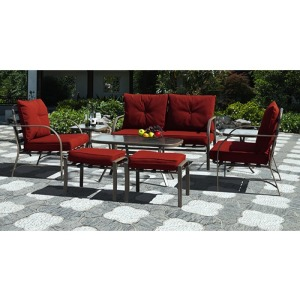 8 Piece Seating Set