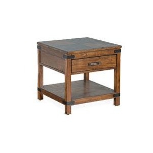 Safari End Table