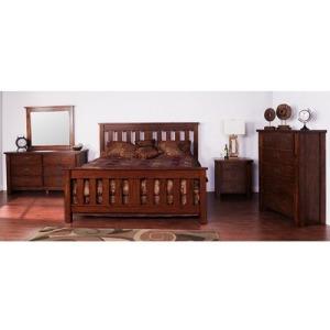 Kodiak Queen Bed