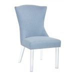 SIENNA DINING CHAIR - BLUE
