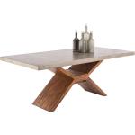 VIXEN DINING TABLE - GREY