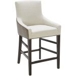 VINCENT COUNTER STOOL - GREY