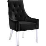 CHARISMA CHAIR - BLACK