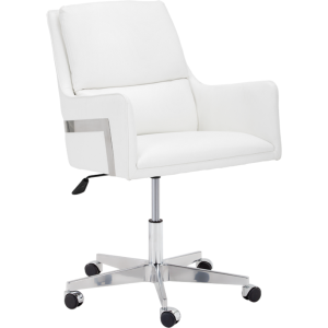 TORRES OFFICE CHAIR - WHITE