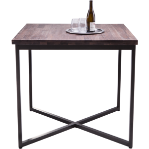 PORTO BAR TABLE - BROWN