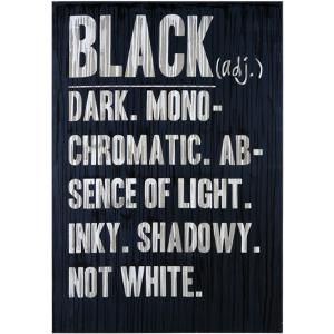 BLACK DEFINED - 40\