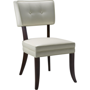 AMELIA DINING CHAIR - WHITE