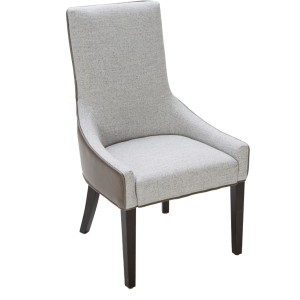 VINCENT DINING CHAIR - GREY