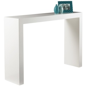 ARCH CONSOLE TABLE - WHITE