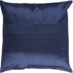 Solid Pleated Pillow Kit