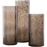 Mist Taupe Candle Holder - Set of 3