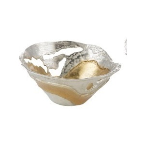 Ambrosia Gold/Silver Bowl - Small