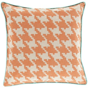 "Houndstooth Pillow (18"" x 18"")"