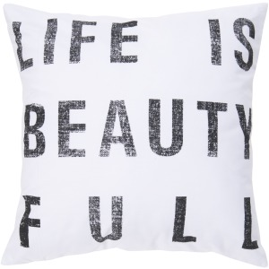 Typography Pillow Kit