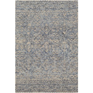 Newcastle Denim Khaki Rug - 6' x 9'