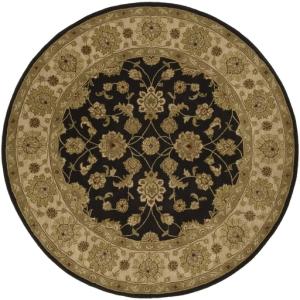 Crowne 8' Round Rug