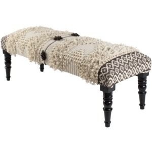Haarlem Upholstered Bench