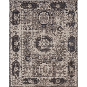 Amsterdam Rug -Brown 8x10