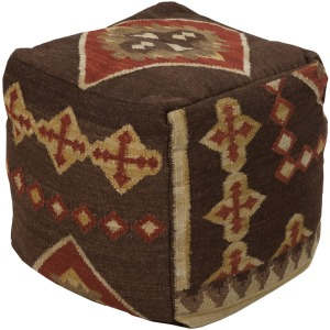 Frontier Pouf
