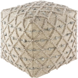 """Anders 18"""" x 18"""" x 18"""" Pouf"""