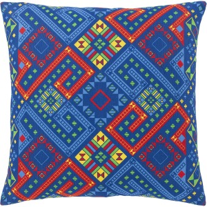 Global Brights Pillow Cover