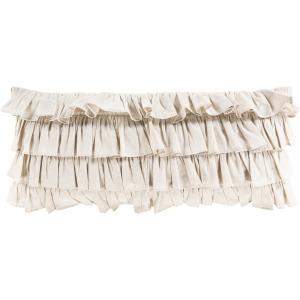 Ruffle Pillow Cover