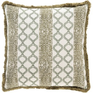 """Tanzania 20"""" x 20"""" Pillow Cover"""