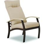 Belle Isle Cushion Supreme Arm Chair