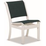 Leeward MGP Sling Armless Stacking Side Chair