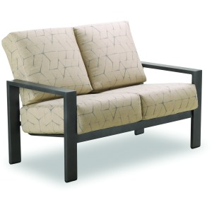 Larssen Cushion Two-Seat Loveseat