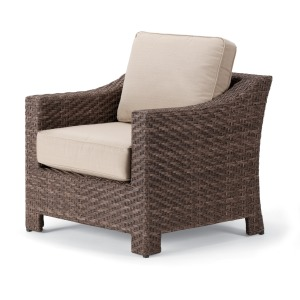 Lake Shore Wicker Arm Chair
