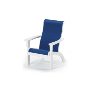 Adirondack Mgp Sling, Arm Chair