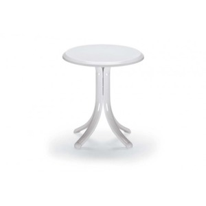 Werzalit Top Table, 18 Round End Table