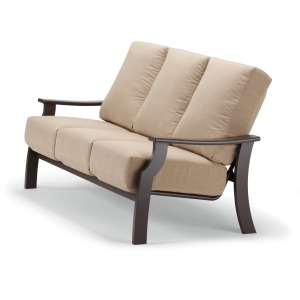 St. Catherine MGP Cushion Three-Seat Sofa