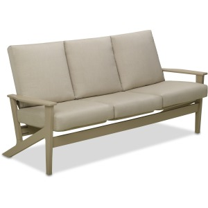 Wexler MGP Cushion Three-Seat Sofa