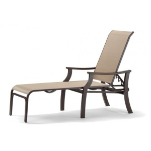 St. Catherine Mgp Sling, Four-position Lay-flat Chaise