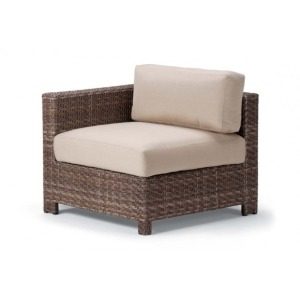 La Vie Wicker, End Sectional
