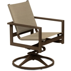 Tribeca Sling Swivel Rocker