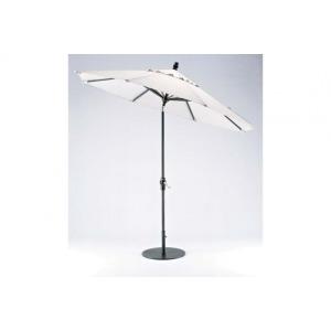 11' Market Umbrella w/ Powdercoat Aluminum Frame and Autotilt