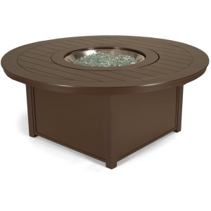 "54"" Round MGP Top Fire Table"