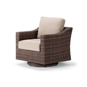 Lake Shore Wicker, Swivel Glider