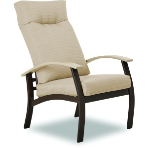 Belle Isle Cushion Supreme Arm Chair