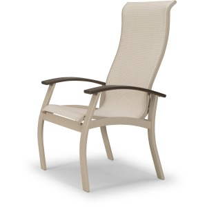 Belle Isle Sling Supreme Arm Chair
