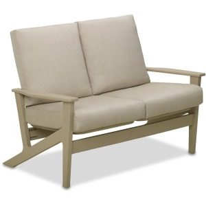 Wexler MGP Cushion Two-Seat Loveseat