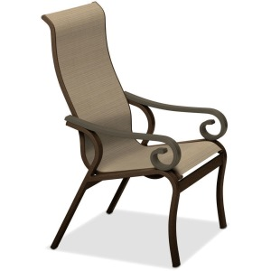 Charleston Sling Supreme Arm Chair