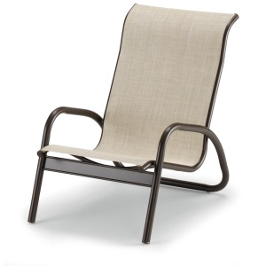 Gardenella Sling Stacking Poolside Chair