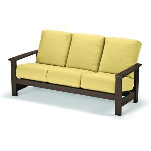 Leeward MGP Cushion Three-Seat Sofa