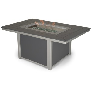 "36"" x 54"" Rectangular MGP Top Fire Table"