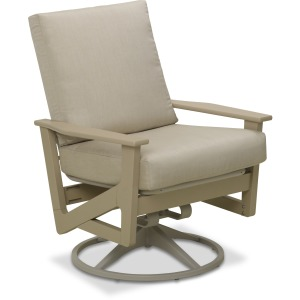 Wexler MGP Cushion Chat Swivel Rocker